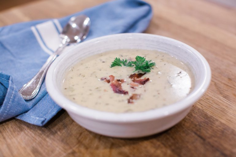 Best Pacific Northwest Clam Chowder